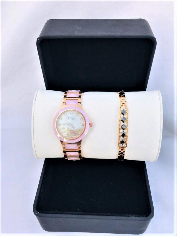 montre et bracelet femme