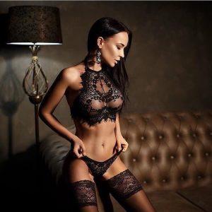 lingerie fine femme
