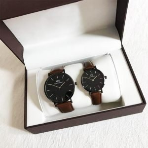 Bristol Daniel Wellington Montre couple youreleganceshop