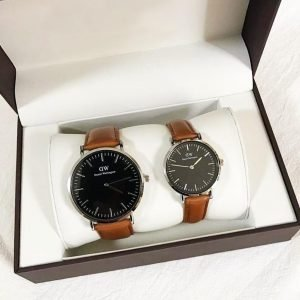 Daniel Wellington Durham Montre couple youreleganceshop