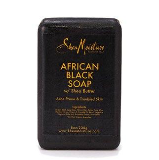 Savon Shea Moisture African Black Soap