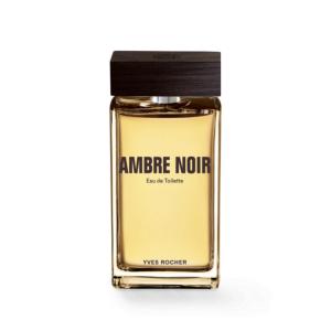 parfum homme ambre noir yves rocher