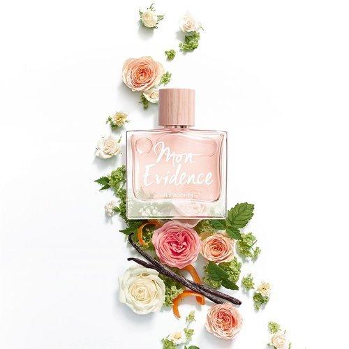 parfum femme mon évidence youreleganceshop