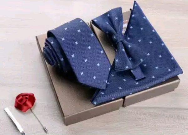 cravate homme coffret cadeau