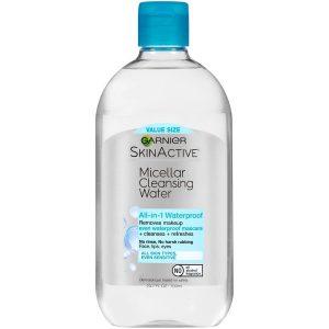 eau micellaire garnier tout en un tout type de peau