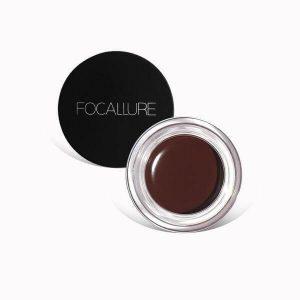 gel crème sourcils focallure dark brown