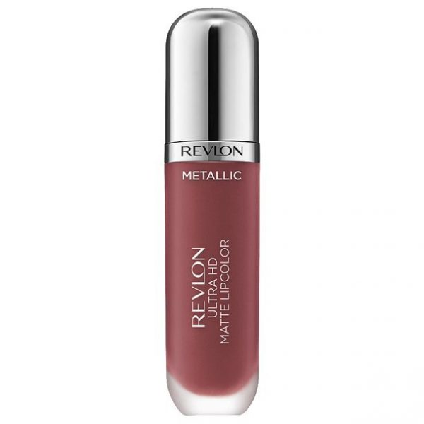rouge à lèvres revlon mat metallic