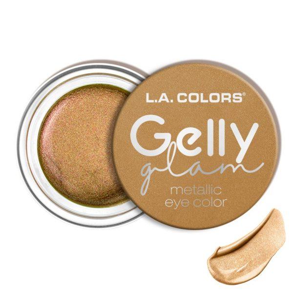 L.A. color gelly glam metllic eye queen bee