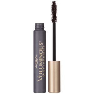 mascara l'oreal paris volumine waterproof
