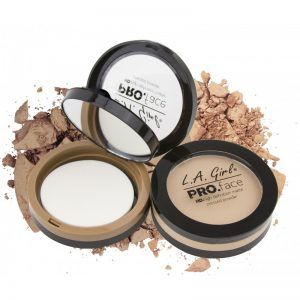 pressed powder l.A. girl proface classic tan