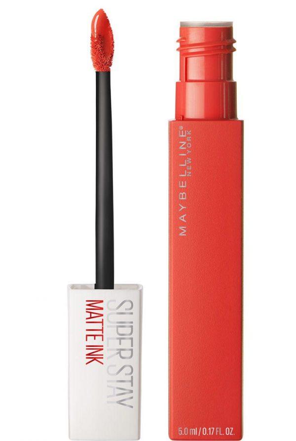 rouge à lèvres maybelline superstay matte ink 25 Heroine