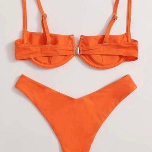 maillot de bain bikini femme
