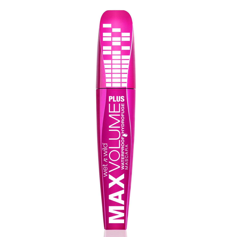 mascara wetnwild max volume plus waterproof