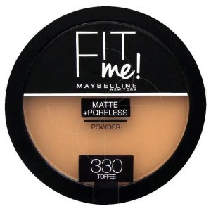 poudre maybelline fit me 330 toffe