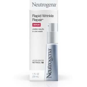Serum anti rides rapid wrinkle repair neutrogena