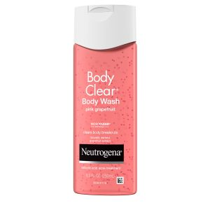 gel douche neutrogena body clear