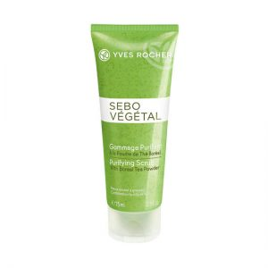 gommage-purifiant visage -sebo-vegetal-yves-rocher